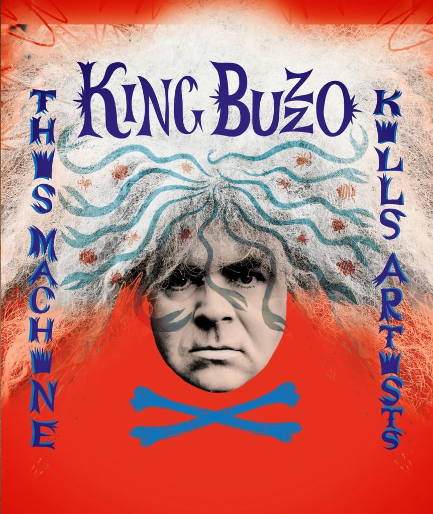 King Buzzo TMKA