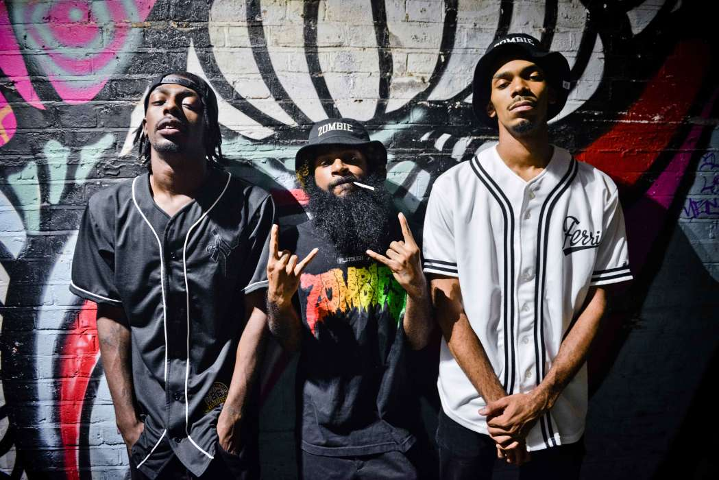 respect the flatbush zombies respectthreads