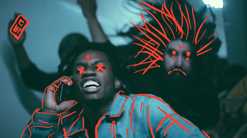 Denzel Curry, formerly associated with RVIDER KLVN, released his first full length at 17.