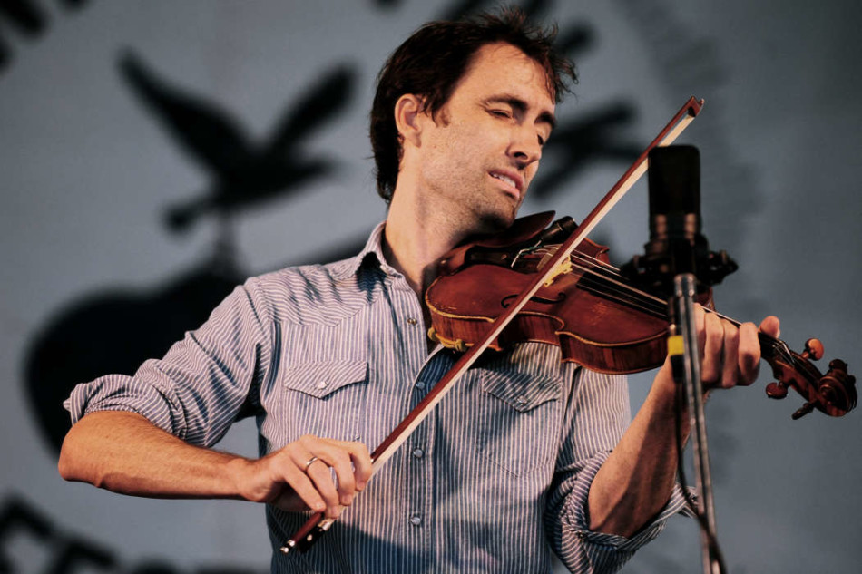 Multi-instrumentalist Andrew Bird is an Illinois native who recently moved to Los Angeles.