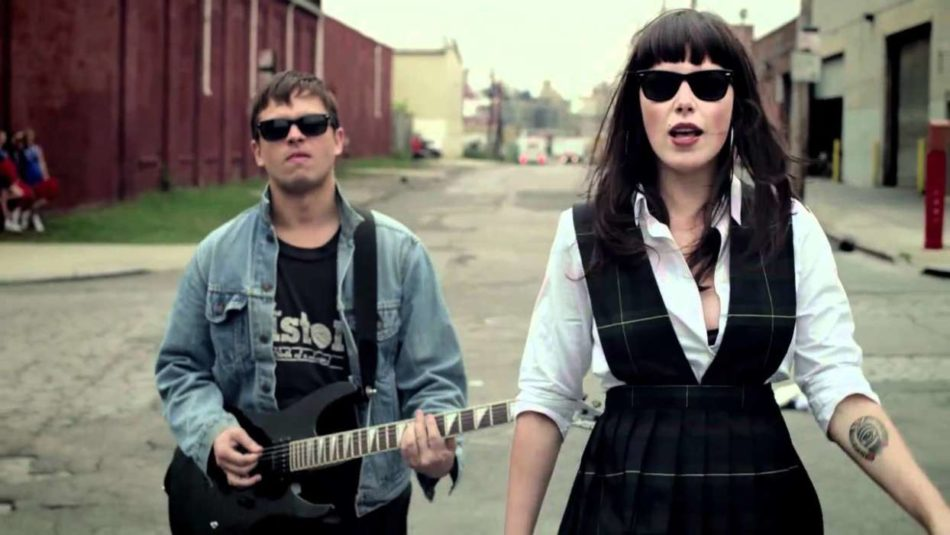 Sleigh Bells mine their sound for fresh ideas, find none on