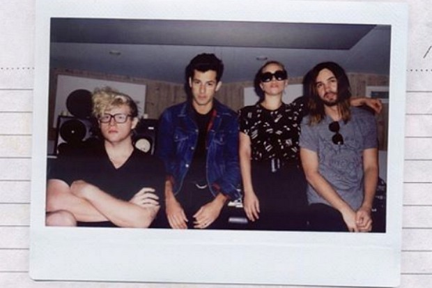 "Lady Gaga, Mark Ronson, and Kevin Parker create a ""Perfect"